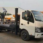 Xe tải hino 4 tấn XZU720