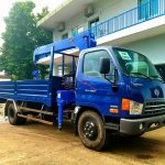 Xe Tải HD800 gắn cẩu Tadano 3 tấn TM-ZE304MH