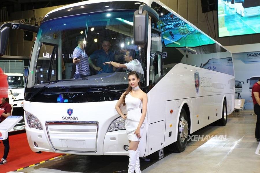 Scania A50 của Đô Thành