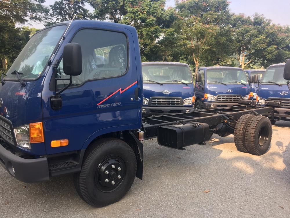 xe tải hyundai mighty 2017 8 tấn