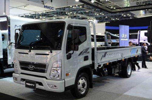 Hyundai HD35/45/65/72/78 2018 Euro 4