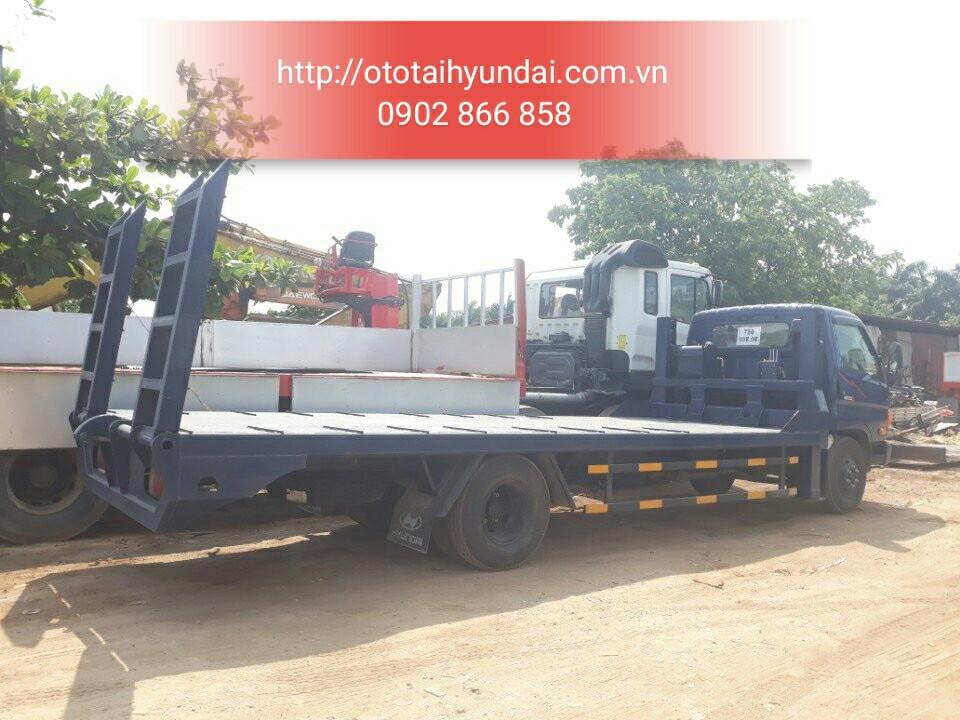 HYUNDAI HD120SL NÂNG ĐẦU CHỞ MÁY