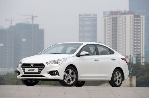 Đánh giá xe Hyundai Accent 1.4 AT: Đẹp, giá mềm, nhiều tiện nghi
