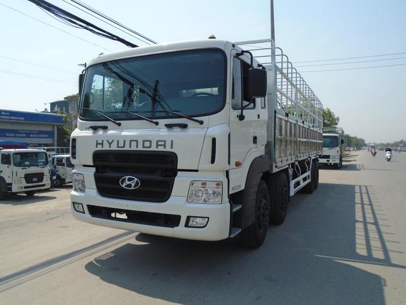 HYUNDAI HD320 EURO 4 THÙNG BẠT