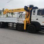 xe cẩu 12 tấn- hyundai - HD320 Euro 4