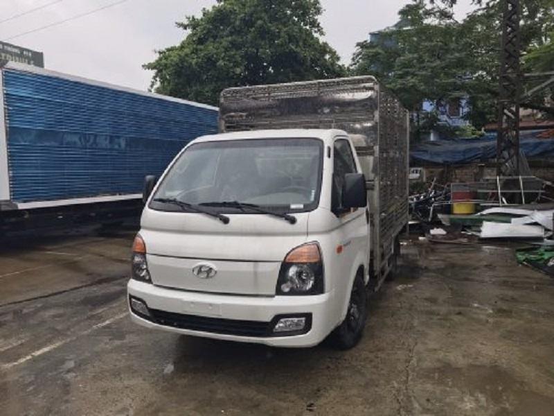 Hyundai H150 Chở Gia Cầm