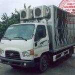 Hyundai 110S Y Tế Lưu Động