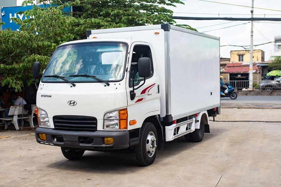 Hyundai Mighty N250SL Bảo Ôn