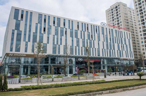 Hyundai Thành Công khánh thành trung tâm trải nghiệm HYUNDAI