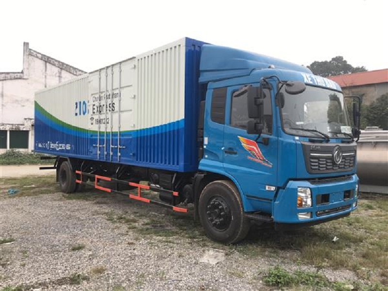 Dongfeng B180 Thùng Kín Container 9.7m