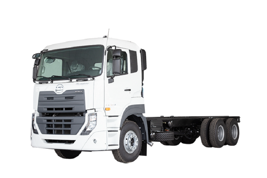 XE UD QUESTER 6X2 CDE280 CHASSIS