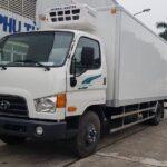 Hyundai Mighty 110XL Thùng Đông Lạnh